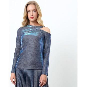 Vêtements Femme Tops / Blouses Smart & Joy Aventurine Bleu électrique