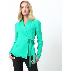 Vêtements Femme Tops / Blouses Smart & Joy Amétrine Vert