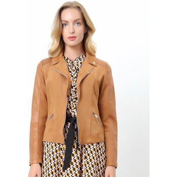 Vêtements Femme Vestes Smart & Joy Jaspe Cuivre