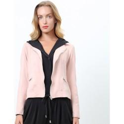 Vêtements Femme Vestes Smart & Joy Jaspe Rose pâle
