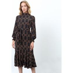 Vêtements Femme Robes Smart & Joy Serpentine Bleu marine
