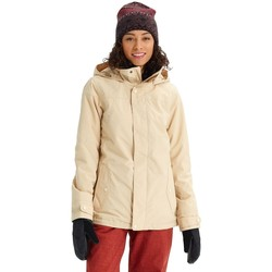 Vêtements Femme Vestes de survêtement Burton Women Jet Set Jacket Pebble Heather