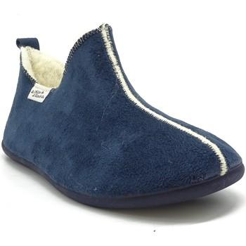 Chaussures Femme Slip ons Maison De Lespadrille 6030 MARINE