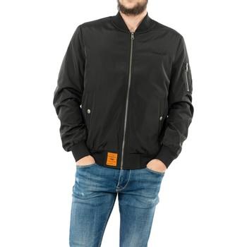 Vêtements Homme Blousons Bombers Original max black noir