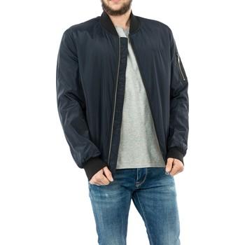 Vêtements Homme Blousons Bombers Original max navy bleu