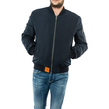 Vêtements Homme Blousons Bombers Original original navy bleu