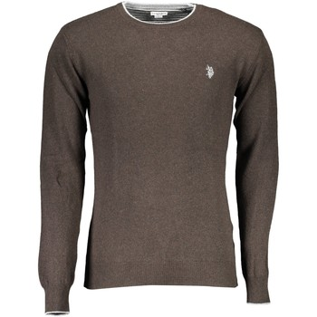 Vêtements Homme Pulls U.S Polo Assn. 59252 52626 Marron