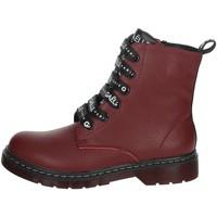 Chaussures Fille Boots GaËlle Paris G-450A Bordeaux