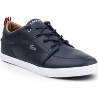 Chaussures Homme Baskets basses Lacoste Bayliss Bleu marine