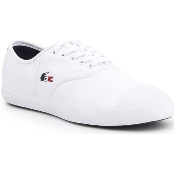Chaussures Homme Baskets basses Lacoste Rene Blanc