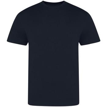 Vêtements Homme T-shirts manches courtes Awdis JT100 Bleu marine