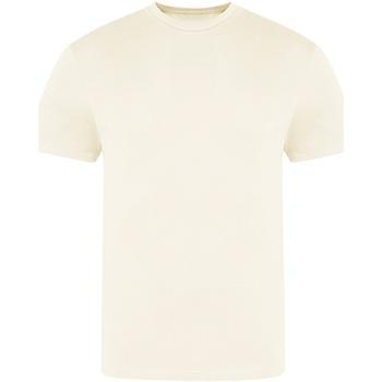 Vêtements Homme T-shirts manches courtes Awdis JT100 Blanc cassé