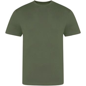 Vêtements Homme T-shirts manches courtes Awdis JT100 Vert