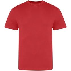 Vêtements Homme T-shirts manches courtes Awdis JT100 Rouge