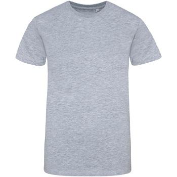 Vêtements Homme T-shirts manches courtes Awdis JT100 Gris clair