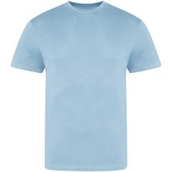 Vêtements Homme T-shirts manches courtes Awdis JT100 Bleu ciel