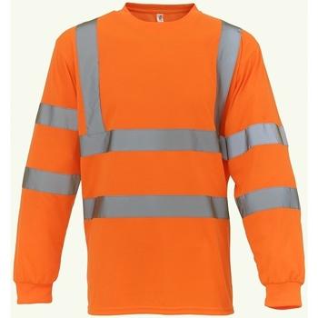 Vêtements Sweats Yoko YK012 Orange