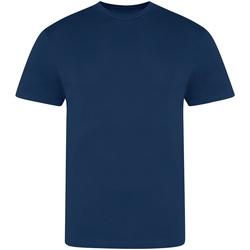 Vêtements Homme T-shirts manches courtes Awdis JT100 Bleu foncé