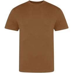 Vêtements Homme T-shirts manches courtes Awdis JT100 Marron