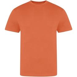 Vêtements Homme T-shirts manches courtes Awdis JT100 Orange