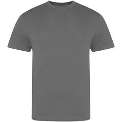 Vêtements Homme T-shirts manches courtes Awdis JT100 Gris foncé