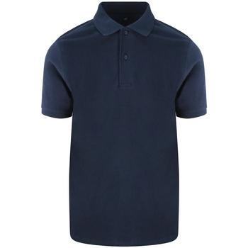 Vêtements Homme Polos manches courtes Awdis JP002 Bleu marine