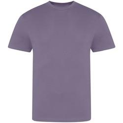 Vêtements Homme T-shirts manches courtes Awdis JT100 Violet