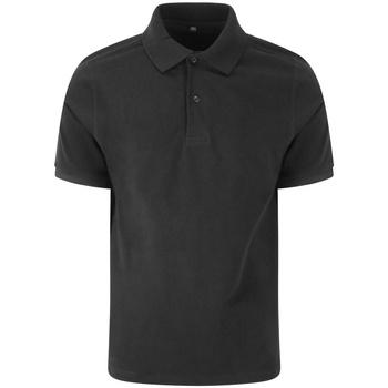 Vêtements Homme Polos manches courtes Awdis JP002 Noir