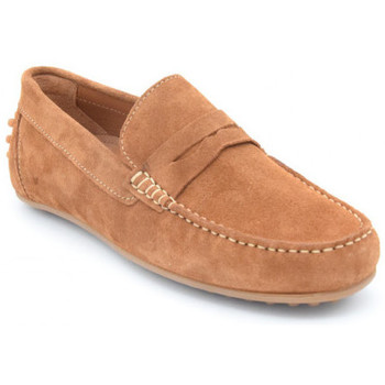 Chaussures Homme Mocassins Moc's 14j198 Marron