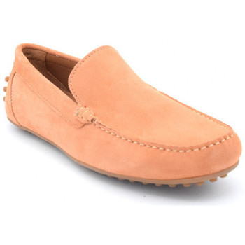 Chaussures Homme Mocassins Moc's 14j227 Orange