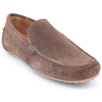 Chaussures Homme Mocassins Moc's 14j227 Marron