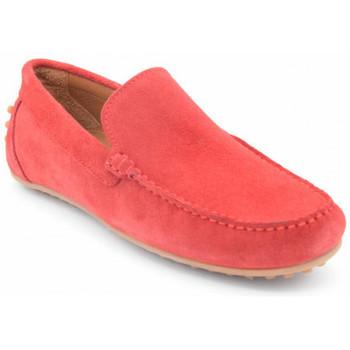 Chaussures Homme Mocassins Moc's 14j227 Rouge