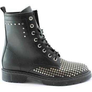 Chaussures Femme Bottines Naye NAY-I20-1882-NE Nero