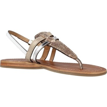 Chaussures Femme Sandales et Nu-pieds Les Tropéziennes par M Belarbi C12300BARAKA Argent