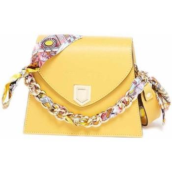 Sacs Femme Sacs porté épaule Maison Heritage ANA jaune