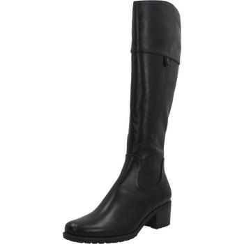 Chaussures Femme Bottes Regarde Le Ciel ZOYA135411 Noir