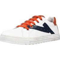 Chaussures Garçon Baskets basses Naturino SNIP Blanc