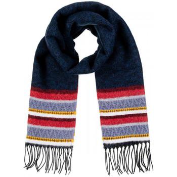 Accessoires textile Femme Echarpes / Etoles / Foulards Qualicoq Echarpe Nelli Bleu-Marine