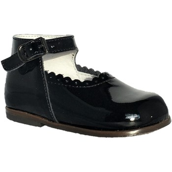 Chaussures Fille Ballerines / babies Little Mary Vocalise noir vernis