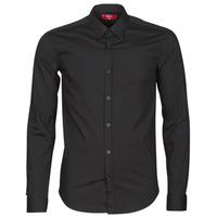 Vêtements Homme Chemises manches longues BOTD OMAN Noir