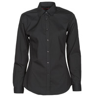 Vêtements Femme Chemises / Chemisiers BOTD OWOMAN Noir