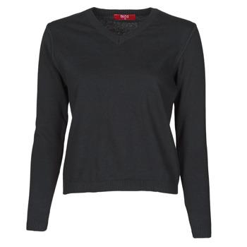 Vêtements Femme Pulls BOTD OWOXOL Noir