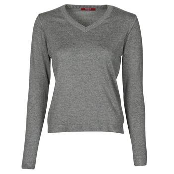 Vêtements Femme Pulls BOTD OWOXOL Gris