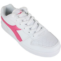 Chaussures Fille Baskets basses Diadora playground gs girl c2322 Rose