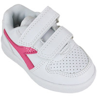 Chaussures Fille Baskets basses Diadora playground td girl c2322 Rose