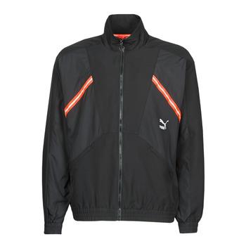 Vêtements Homme Vestes de survêtement Puma WVN JACKET Noir / Rouge