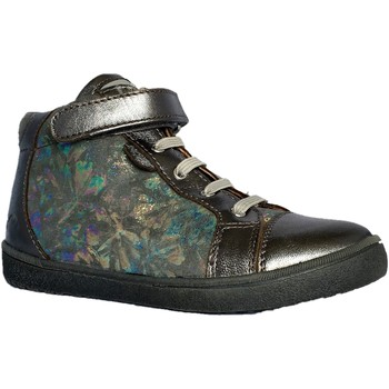 Chaussures Fille Baskets montantes Noel Jesse Anthracite