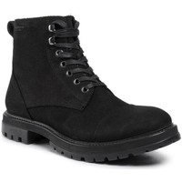 Chaussures Homme Boots Vagabond Bottines Johnny Black Noir