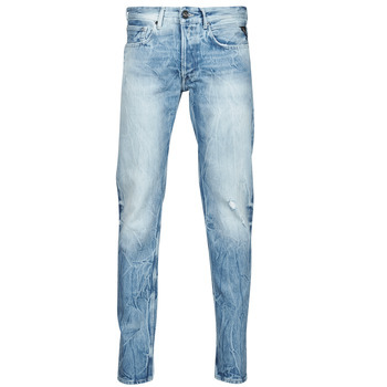 Vêtements Homme Jeans droit Replay WIKKBI Super light blue