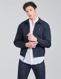 Vêtements Homme Blousons Polo Ralph Lauren BLOUSON BAYPORT EN COTON LEGER Bleu